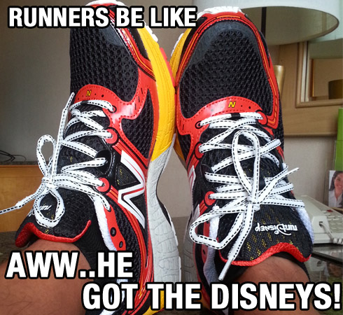 Run Disney New Balance