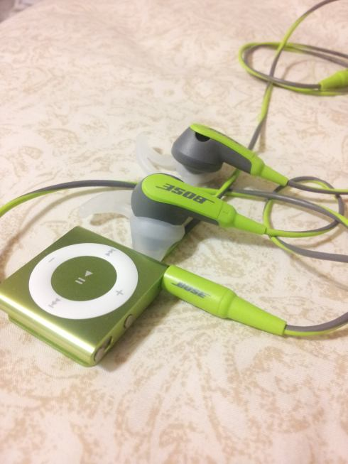 Sie2 with ipod shuffle