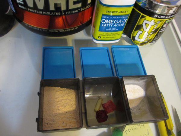 core 150 with protein power