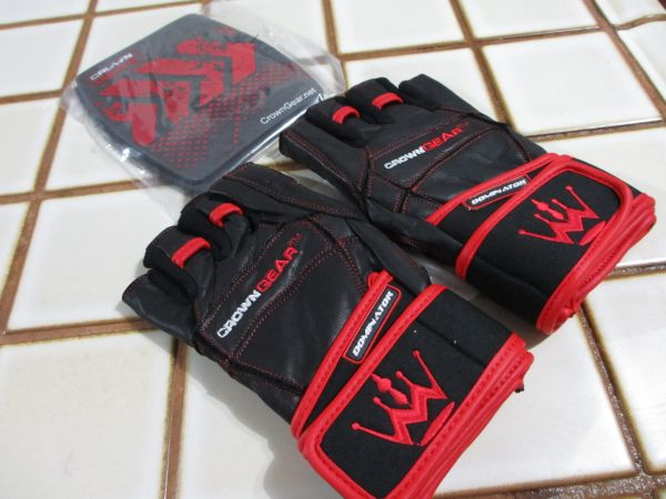 Crown Gear Gloves