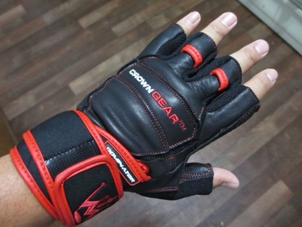 crown gear workout gloves palm
