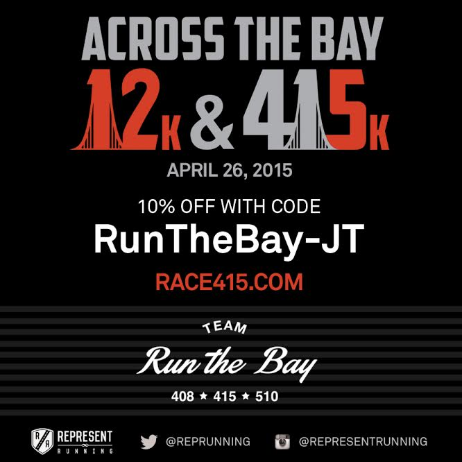 Across the Bay Promo Code JT